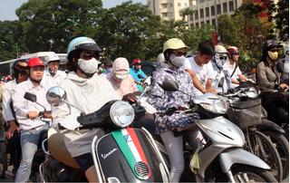 Thủ đô Hà Nội bao giờ nắng nóng trở lại?