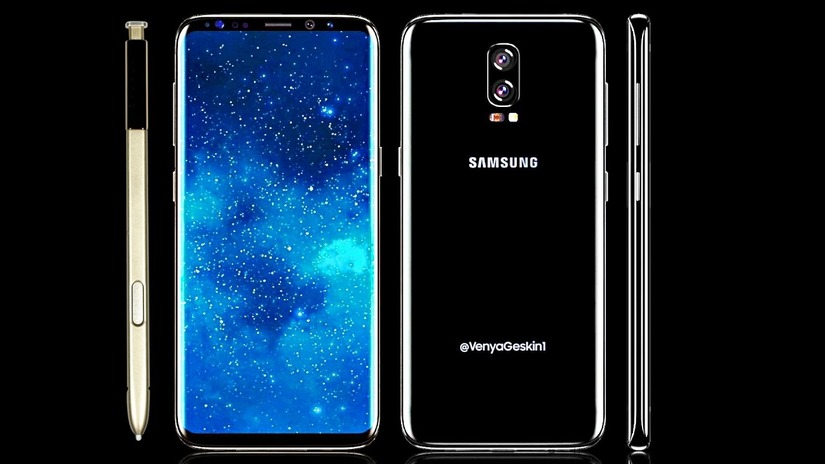 Samsung Galaxy Note 8 1