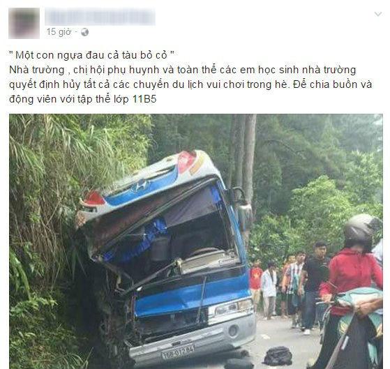 tai nạn giao thông ở Tam Đảo 6