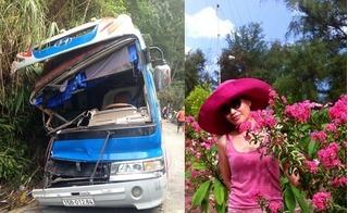 Xe chở học sinh gặp nạn ở Tam Đảo: Học trò cũ nghẹn ngào hay tin cô giáo mất