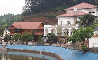 Vụ biệt phủ hoành tráng của Giám đốc Sở TN-MT: UBND tỉnh Yên Bái đề nghị báo chí tạm ngừng đưa tin