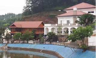 Giám đốc Sở TN-MT Yên Bái trả lời vụ xây biệt phủ hoành tráng:
