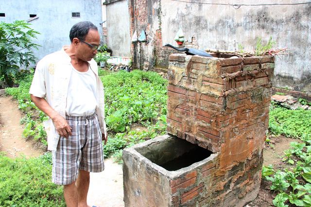 Mất nước ở Long Biên