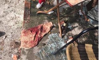Giữa Thủ đô yên ả, bà bầu và trẻ em bị 20 côn đồ kéo vào tận nhà truy sát