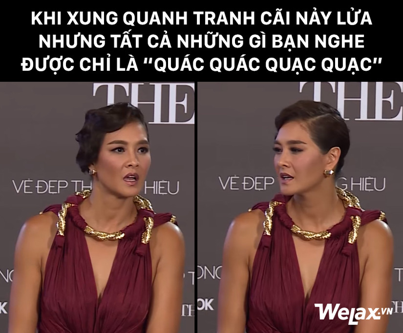ảnh chế The Face 2017 5