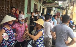Bé trai 33 ngày tuổi nghi bị sát hại ngay tại Hà Nội, chết trong chậu nước tắm