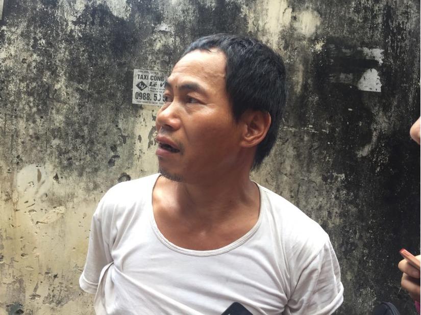 bé trai 33 ngày tuổi bị sát hại