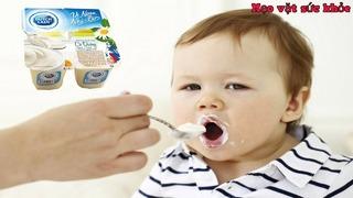 Cho con ăn sữa chua đúng thời điểm sẽ tốt hơn ngàn lần dùng thuốc