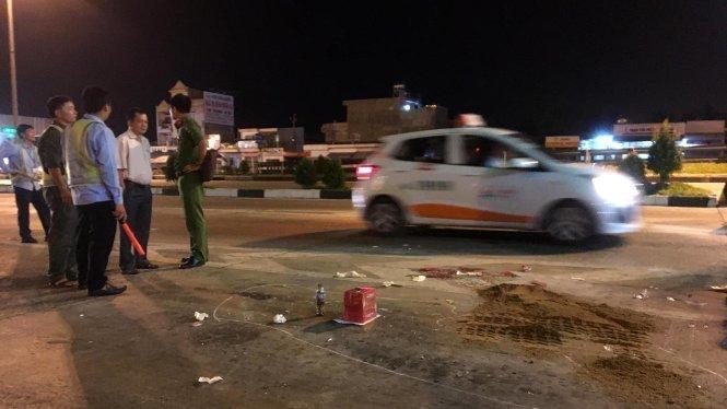 Thiếu tá CSGT bị tông chết ở Đồng Nai 3