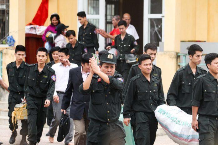 Vụ án bắt giữ người trái phép ở Đồng Tâm