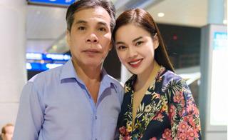 Bố Giang Hồng Ngọc giấu con gái làm tài xế Uber
