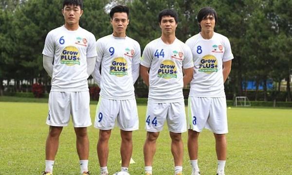 Công Phượng thuộc bộ tứ siêu đẳng của bóng đá Việt Nam. Ảnh: Soha