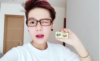 Vừa trục trặc với bạn gái, tomboy nổi tiếng Tô Trần Di Bảo lại bị tố bán kem giả
