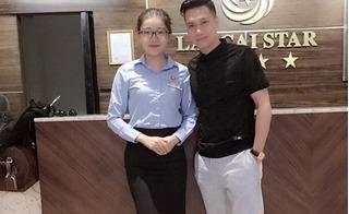 """Cô gái xinh đẹp gây bão mạng vì bức ảnh chụp cùng Phan Hải """"Người phán xử"""""""