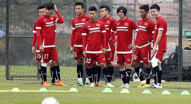 Đội tuyển Việt Nam nói không với cầu thủ nhập tịch. Ảnh: Bóng đá