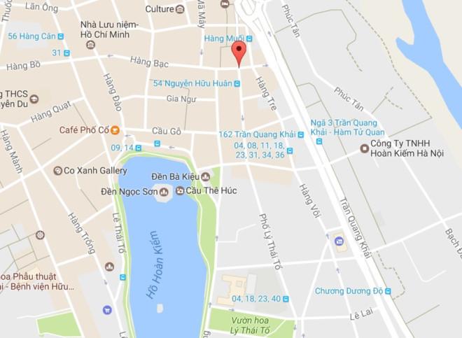 địa điểm hai đối tượng nữ công nhân bị hành hung