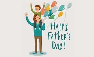 364 ngày dành cho các mẹ, cuối cùng cha cũng có một dịp cho riêng mình