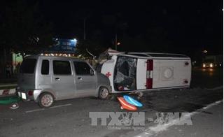 Tai nạn giao thông ở Bến Tre khiến một người tử vong tại chỗ