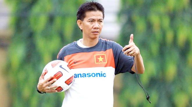 HLV Hoàng Anh Tuấn tiếp tục dẫn dắt U18 Việt Nam. Ảnh: Thể thao
