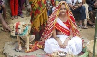 Những phong tục cưới hỏi kì lạ khiến bạn