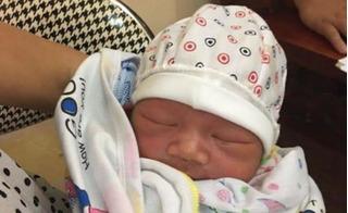 Bé trai sơ sinh bị bỏ rơi trong xe taxi ở Lào Cai