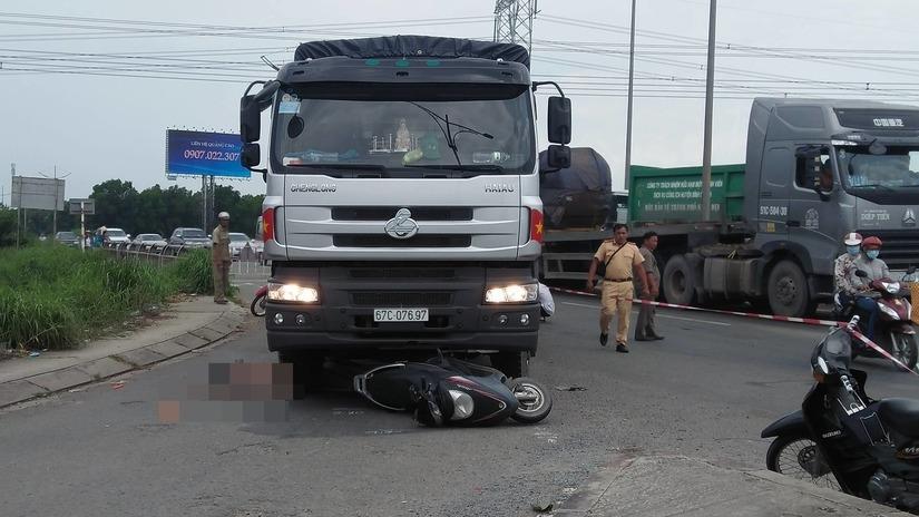 Tai nạn giao thông ở TP.HCM