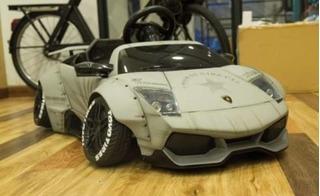 Siêu xe Lamborghini Murcielago có giá 64 triệu đồng dành riêng cho