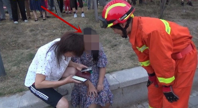 Cô con gái tự tử vì buồn chán đã được cứu sống. Ảnh: Internet