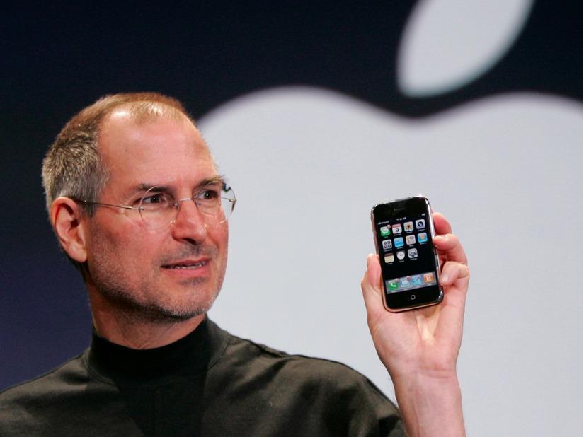 chiếc iPhone đầu tiên 1