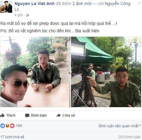 Diễn viên Việt Anh 1