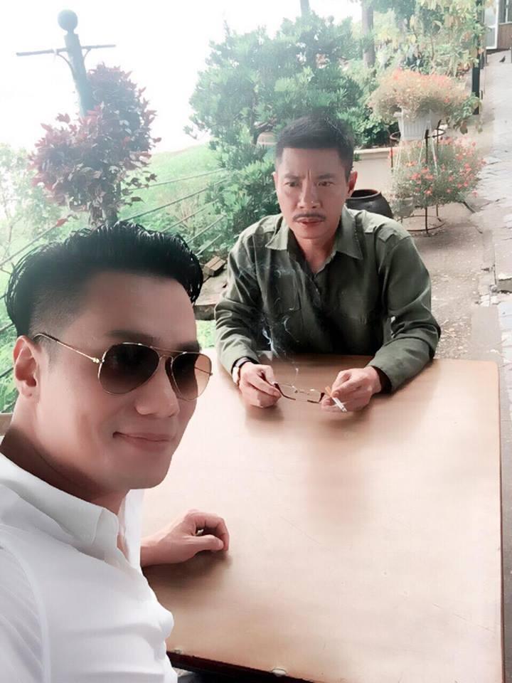 Diễn viên Việt Anh 2