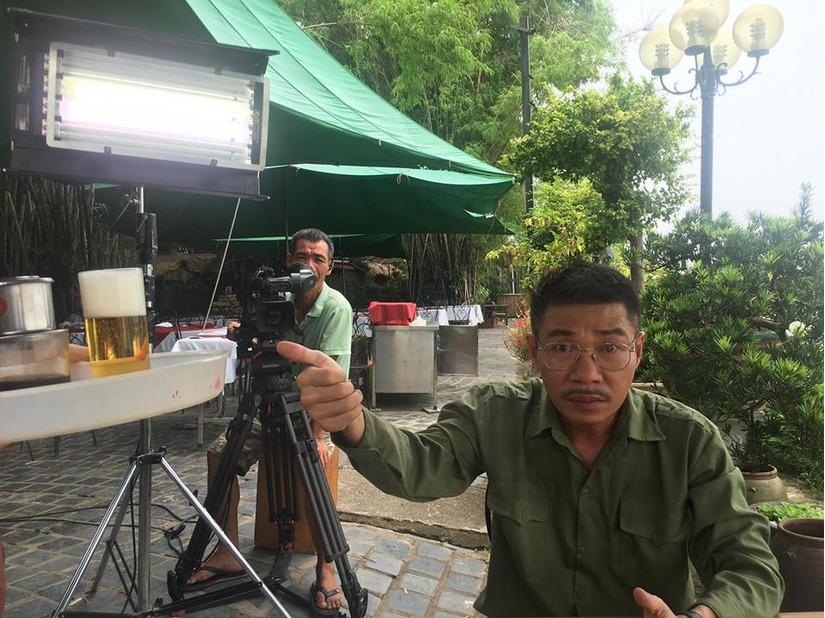Dien vien Viet Anh