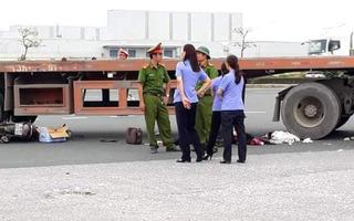 Tai nạn giao thông khiến 4 người trong một gia đình thương vong