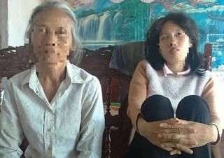 Mẹ già tố giác con gái tâm thần bị xâm hại đến có thai