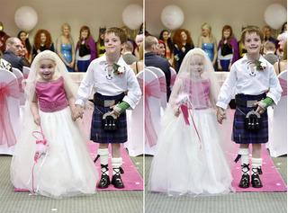 Ước muốn cuối đời của cô bé 5 tuổi mắc ung thư là cưới cậu bạn thân nhất