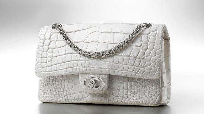 Túi Chanel Diamond Forever