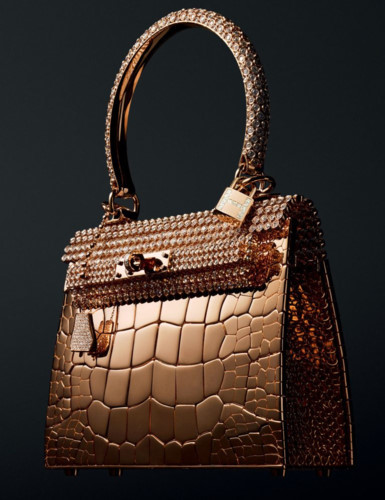 Túi Hermès Birkin Gold Crocodile