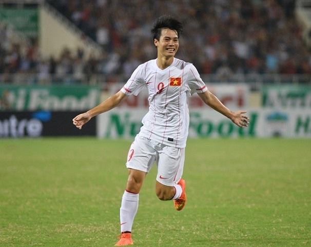 Văn Toàn cùng Hoàng Anh Gia Lai sẽ tái xuất ở V.League cuối tuần này. Ảnh: Thể thao