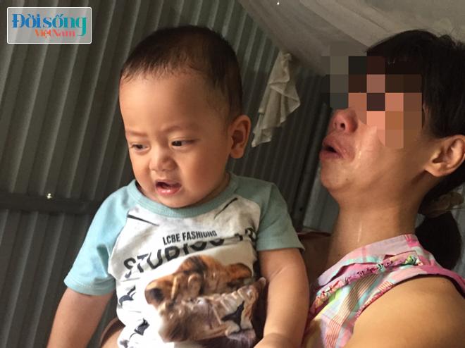 Người mẹ cho con ở Hà Nội 9