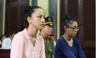 Clip hoa hậu Phương Nga từ chối trả lời câu hỏi của luật sư