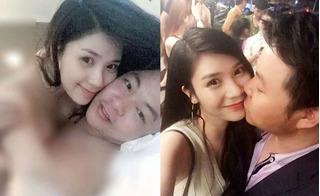 Thanh Bi ngạc nhiên khi ảnh giường chiếu với Quang Lê phủ sóng khắp mạng xã hội