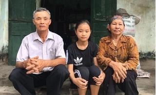 Cuộc sống của cô bé từng bị bố và dì ghẻ đánh gãy xương sườn, ném ra nghĩa địa, nhét vào bao tải để mang ra ao dìm