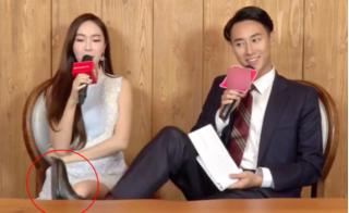 Jessica đăng ảnh mỉa mai hành động thiếu lịch sự của Rocker Nguyễn?