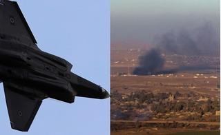 Syria dội hỏa lực, Israel không nhân nhượng đáp trả hai ngày liên tiếp