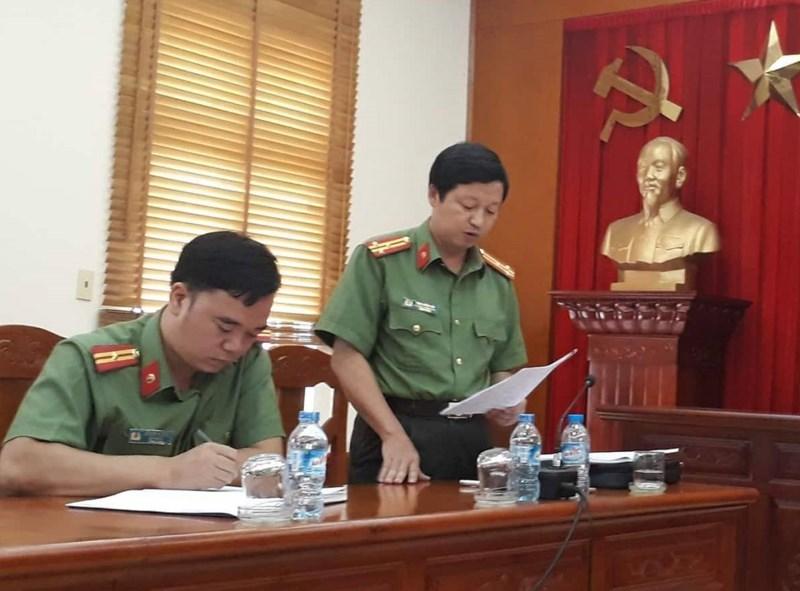 Nhà báo Duy Phong bị bắt