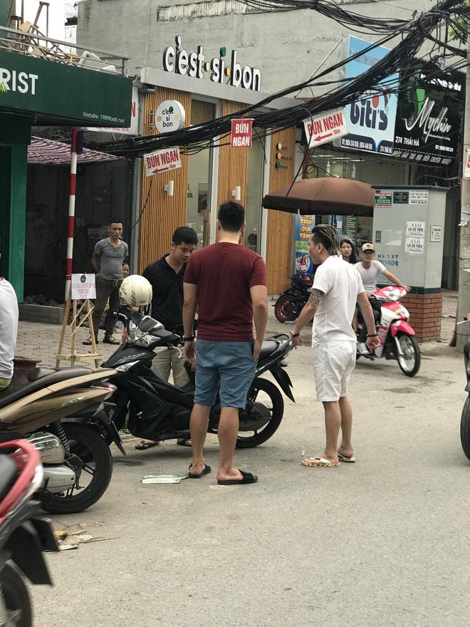 ca sĩ Châu Việt Cường đánh nhau 1