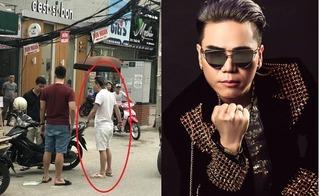 Ca sĩ tai tiếng Châu Việt Cường bị tố hành hung người sau va chạm giao thông