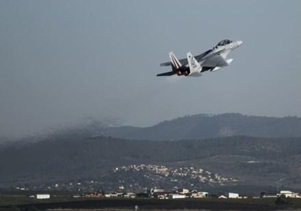 Chiến đấu cơ Israel. Ảnh: Bộ Quốc phòng Israel