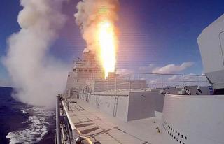 Nga giáng 6 quả tên lửa hành trình thần thánh, khủng bố IS thoi thóp chạy rẽ đất