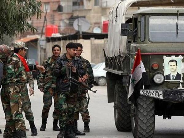 Quân đội Syria không nhân nhượng trong cuộc chiến tìm lại hòa bình, ổn định cho Syria. Ảnh: Voa-islam